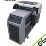 Hot selling A3 WER E2000 label any hard materials with FREE RIP software provided ,uv digital inkjet label printer