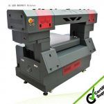 Best UV Led Printer UV Flatbed Printer A4 6 Color Inkjet PVC Card Printing Machine, PVC Digital Printing Sheet