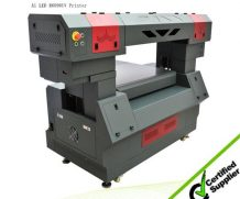 Hot Selling UV Flatbed Printer Konica for Glass and Ceramic Tile Printing in Netherlands
