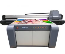 High Resolution A2 UV Flatbed Printer with 395 Nm LED UV Light in Tanzania