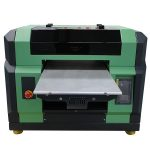 Best factory price A4 smal uv flatbed printer