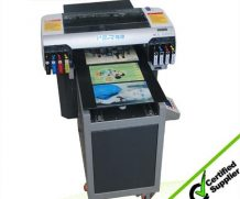 Large Flated Konica 1024 UV Printer with Good Printing Effect in Sierra Leone