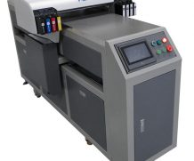 Lage Format Glass UV Printer with Ricoh Gen5 Printhead (2.5m*1.22m) in Chad