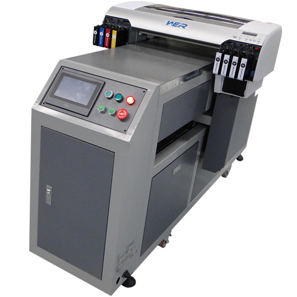 Top selling A2 size 8 color 5760 * 2880 dpi WER-D4880UVa2 uv flatbed printer