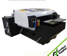 SGS Certificate A2 Small LED UV Printer for Phone Cover in Iraq