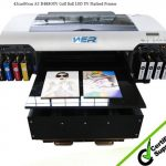 8 Colors Big Volume Production High Speed Industrial UV Printer, in Bahamas
