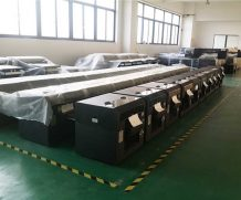 3.2m*1.8 M Dx5 Head Wide Format UV Flatbed Printer in Estonia