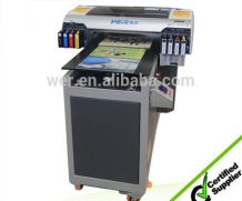 China Large Format A1 Size 7880 LED UV Flatbed Printer in Moscow