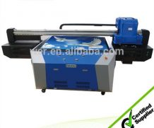 Wer-ED2514UV CE ISO Approved Big Printing Size Flatbed UV Printer in France