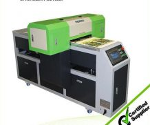2016 Promotional A2 Size High Speed Ceramic UV Flatbed Printer in Brasilia