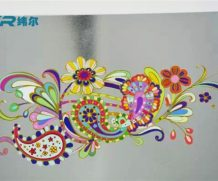 China Manufacture 8 Color Rigid PVC Board UV Printing Machine in Yemen