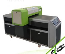Ce ISO Approved High Quality Dx5 Printhead A2 UV Printer in Guyana