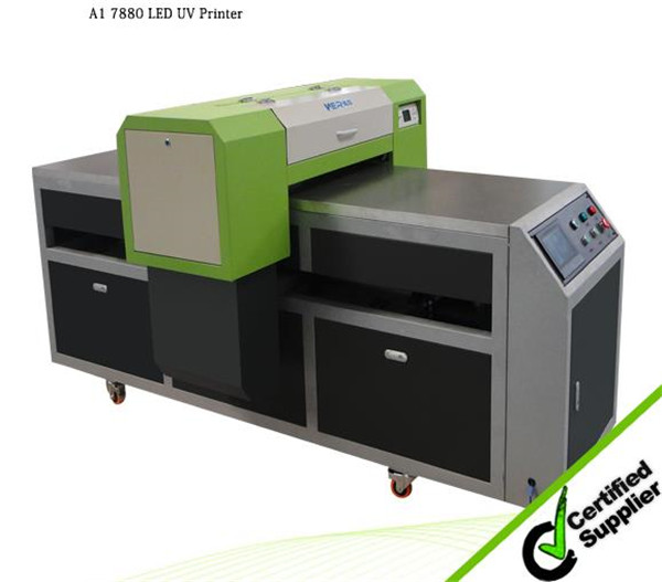 LED UV Flatbed Printer 2.8m *1.3m for Hard Materials in Armenia