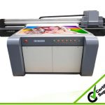 Best Glass_acrylic_ceramic_metal_wooden_sheet_MDF_KT board_plastci_stone_et Usage and New Condition UV inkjet printing machine
