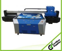 New Condition and Card Printer, Cloths Printer, Tube Printer Usage UV Flatbed Printing Machine Price in Greece