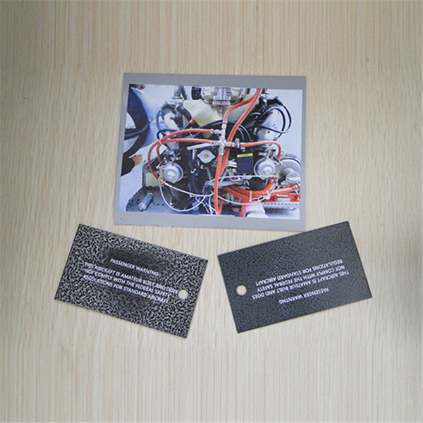 Hot sale! A3 WER E2000 UV flatbed uv printers rigid media printer Printing Sample