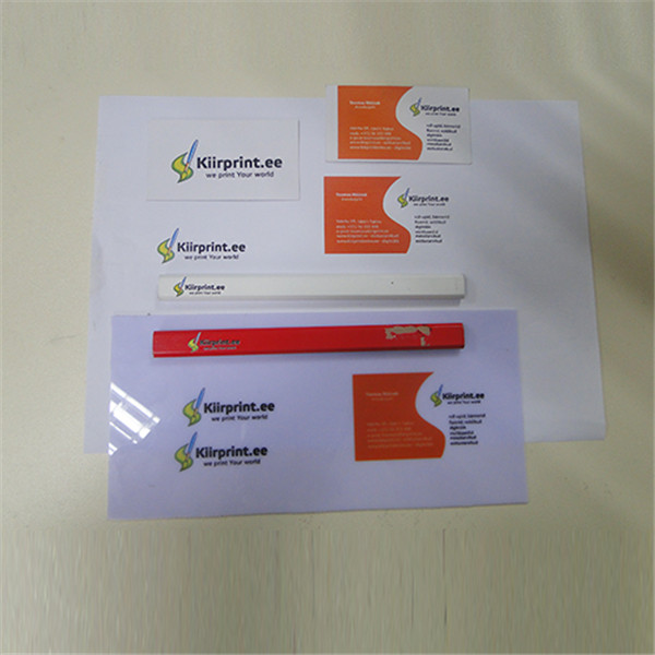 Why not buy a printing machine which most clients like WER new a3 flatbed uv printer Printing Sample