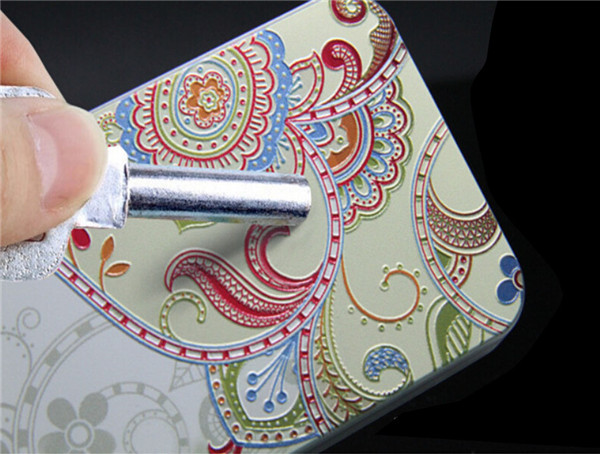 A3 329mm*600mm Small Business Card UV Printer in Auckland Printing Sample