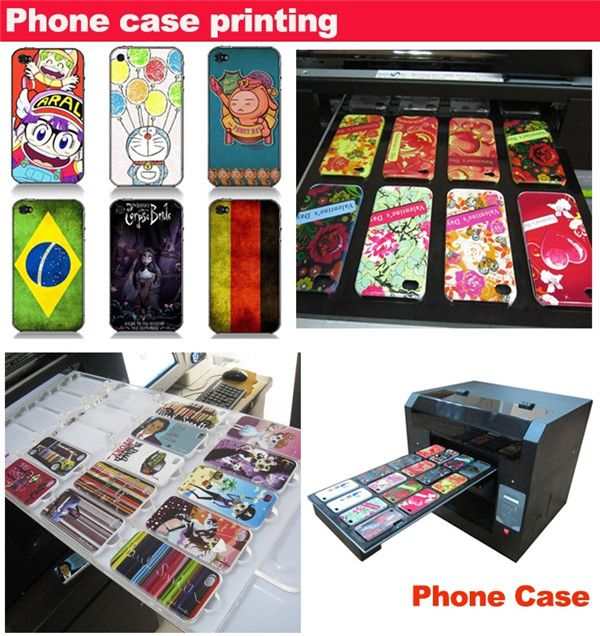 Pangoo-Jet A3 digital uv flatbed printer, uv printing machine Printing Sample