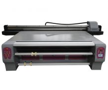 1.2m*2.5m Printing Size UV Printer with Roll to Roll and Sheet to Sheet Function in Karachi
