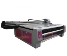 A1 Large Ceramic Tile UV Flatbed Printer in Haiti