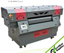 49inch Large Size A0 with Two Epson Dx5 Head UV Flatbed Printer in Myanmar
