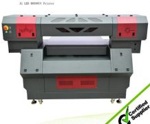UV Curing Large UV Printer Ricoh Gen 5 (2.5m*1.22m) with Good Printing Effect in New Zealand
