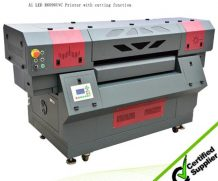 UV Curing Large UV Printer Ricoh Gen 5 (2.5m*1.22m) with Good Printing Effect in Australia