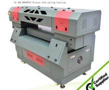 A2 Multicolor UV Flatbed Printer with Windows2000 in Adelaide