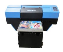 UV Packing Printing Machine Paper Metal Wood PVC LED UV Printer in Jakarta