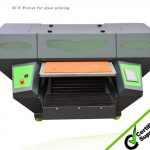 Wer-ED2514UV CE Approved High Quality Cheap Price High Resolution UV Printer in Nepal