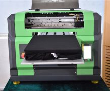 Docan Large Format Vinly UV Hybrid Printer with Ricoh Gen5 Printhead in Moscow