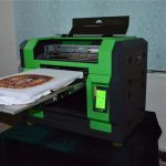 Wer 90*60cm LED UV Flatbed Printer with 280mm Printing Height in European
