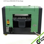 8 Colors Big Volume Production High Speed Industrial UV Printer, in Guatemala