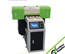 A2 Double Dx5 Head High Speed Glass and Metel UV Printer in Los Angeles