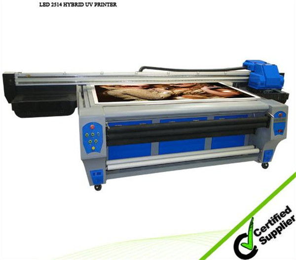 a1 uv led flatbed printer 8 color printing for any hard materials uv printer