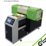 3.2m Wer Auto-Cleaning Ricoh UV Flatbed Printer in Latvia
