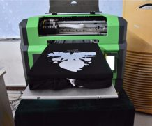 Top selling uv flatbed A2 420*1200mm WER-EH4880UV, golf ball logo printer