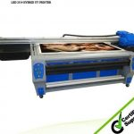 Ce SGS Approved A2 UV Flatbed Printer for PVC Board in Lebanon