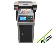 A2 Desktop Double Dx5 Head High Speed UV LED Digital Printer in Lebanon