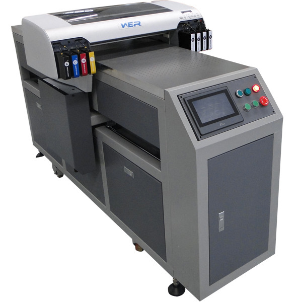 Cheap A3 printing size,WER-E2000UV, CE approved with DX5 print head ,digital label printer machine