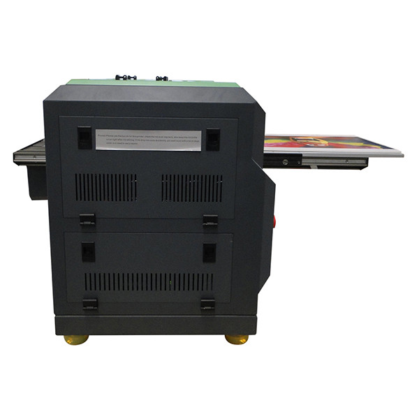 Hot sale A3 329 * 600 mm WER E2000UV printing with white and varnish ,a3 flatbed printer