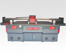 Wer-ED2514UV CE ISO Approved Big Printing Size Flatbed UV Printer in Morocco