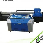 Docan Large Size Konica UV Flatbed Printer with Roll to Roll in Azerbaijan