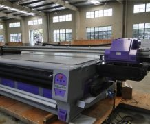 UV Curing Large UV Printer Ricoh Gen 5 (2.5m*1.22m) with Good Printing Effect in Estonia