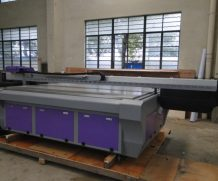 1.25m*2.5 UV Sheet to Sheet and Roll to Roll Hybrid Printer in Czech Republic