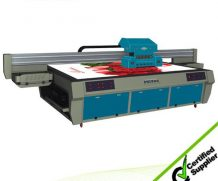 uv glass printer A0 model ink jet printer for sheet materials