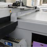 Large Size 600*1500mm Glass and Ceramic Printing Machine in Rio de Janeiro