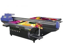 59inch A1 Format Flatbed LED UV Printer with White Ink Circulation System in Bahrain