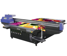 Large Format Inkjet UV Printer (2.5m*1.22m) with Ricoh Gen 5 for Marble Printing in Bangladesh